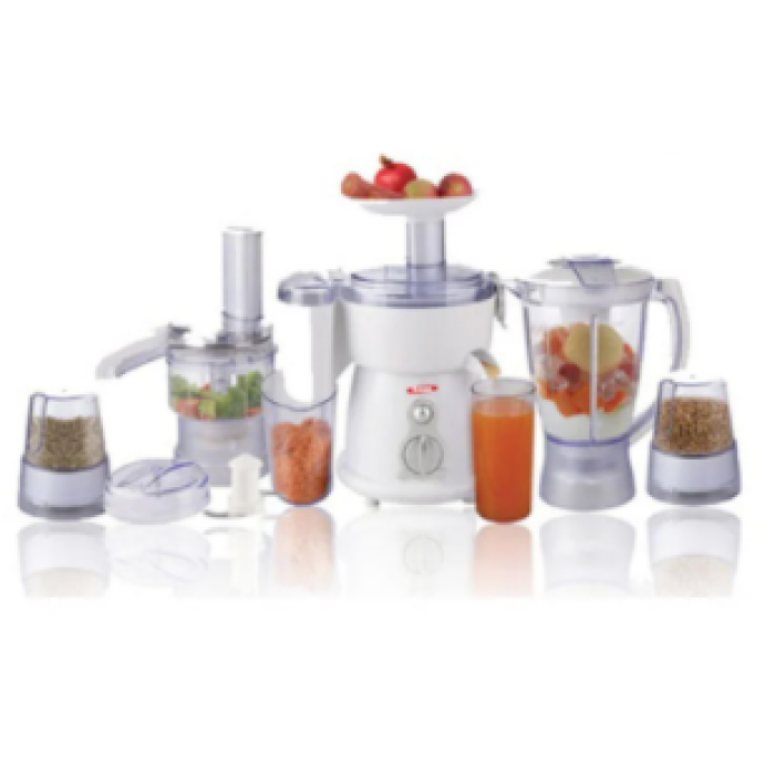 Gaba National GN-920 8 in 1 Food Factory with Official Warranty