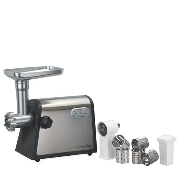 Cambridge Meat Grinder with vegetable cutter MG-291